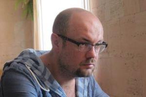Oleg Mykhailov, playwright