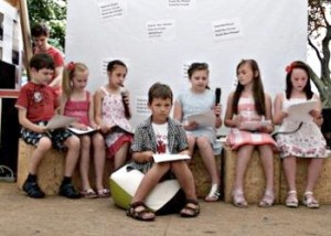 Young Playwrights in Lviv, Ukraine