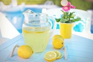 refreshment lemons beverage