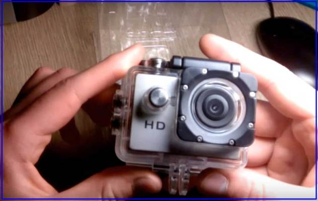 экшн камера SportCam A7-HD?
