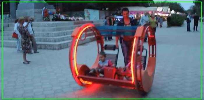 Мобильные электролавки на колесах
