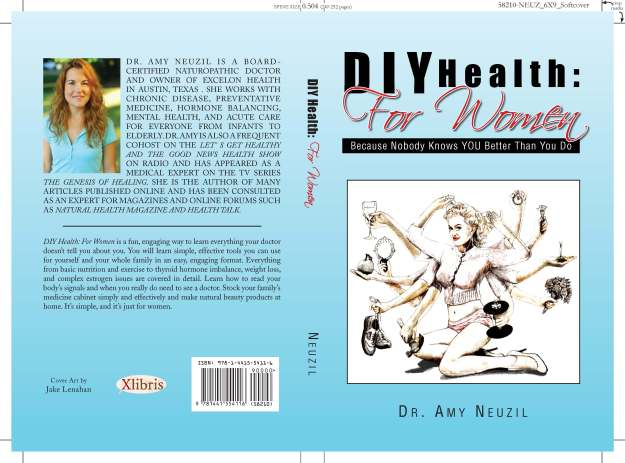 DIY Health for Women - your best resource for simple, down to earth natural health info. DIY = Do It Yourself