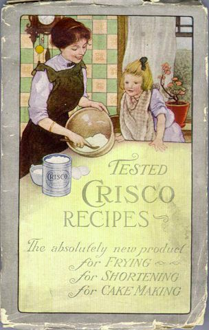 Crisco cookbook: trans fat ban