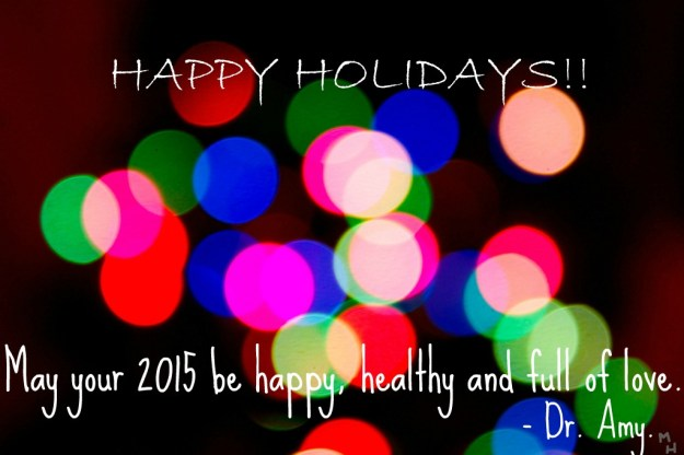 Happy Holidays 2014-2015