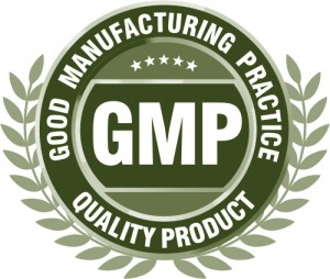 GMP certified should always be displayed on a good quality supplements (although the image may not look exactly like this)
