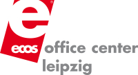 Logo ecos office center leipzig