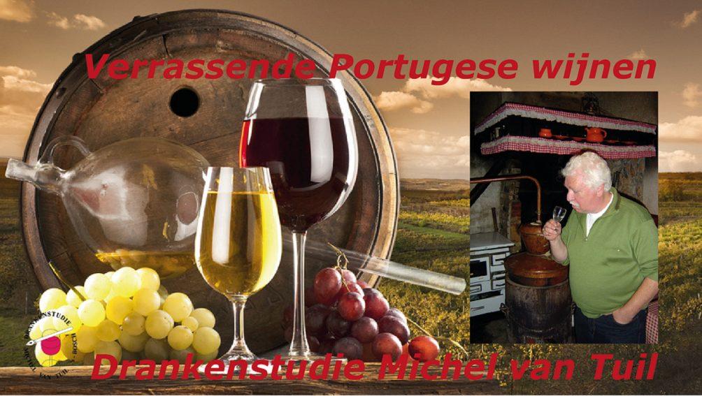 Drankenstudie Portugese wijnen