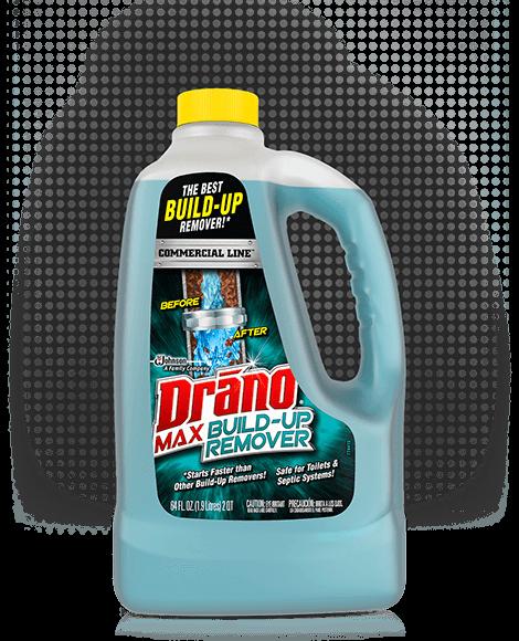 Can I Use Drano In Dishwasher : drano, dishwasher, Drano®, Build-Up, Remover, Johnson