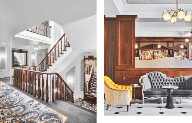 Adelphi Hotel Featured in Interior Design Magazine