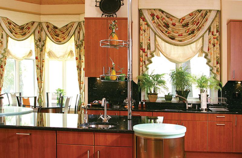 kitchen drapes sink kit draperyavenue london shades