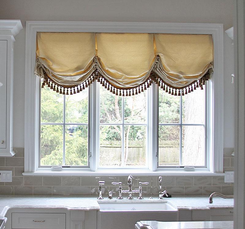 kitchen drapes square table draperyavenue