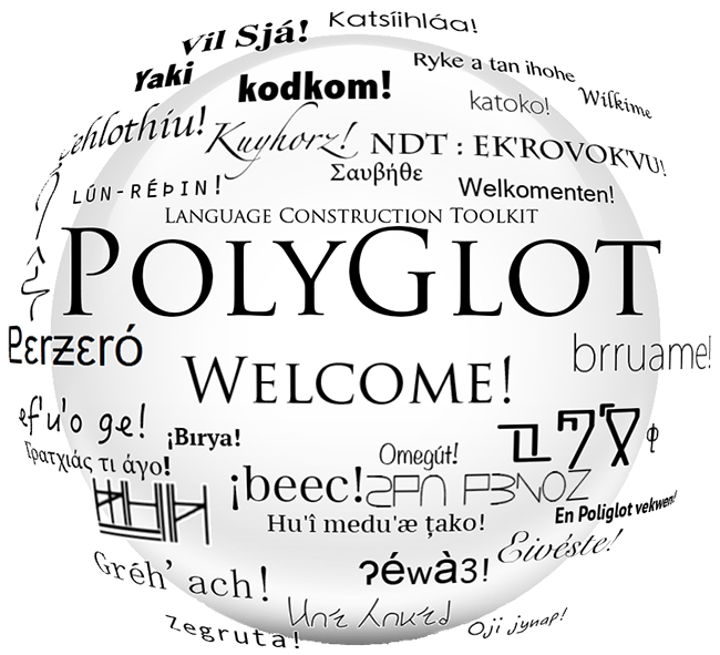 Polyglot: Spoken Language Construction Kit by Draque Thompson