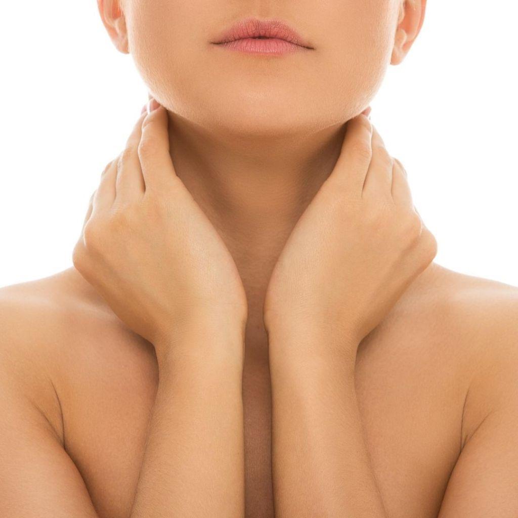Rejuvenecimiento de cuello y escote - Dra. Silvina Ciberti