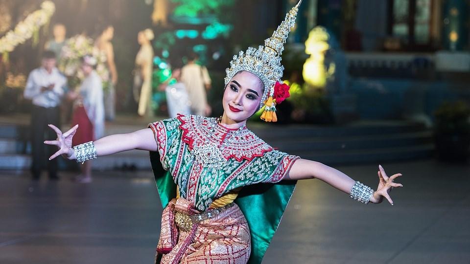 Цирк Балкански в Тайландско