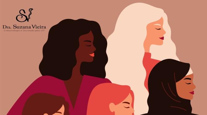 Uma visão feminina sobre a endocrinologia