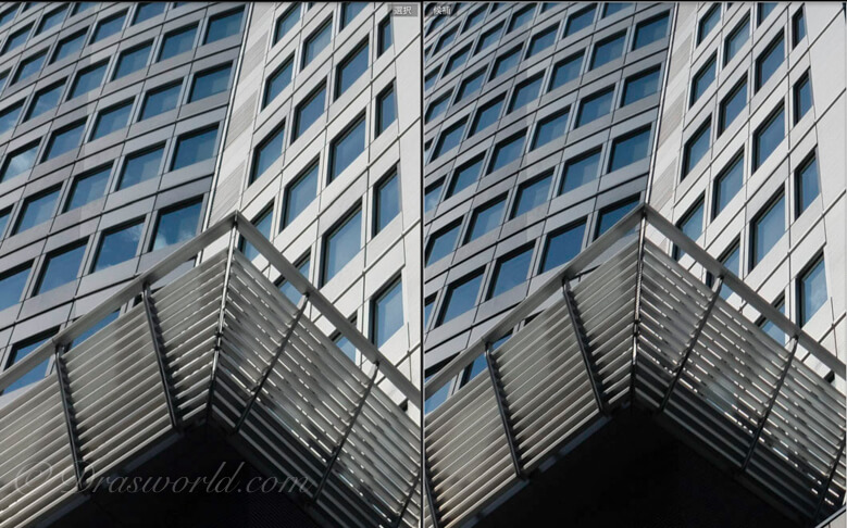 XF16mm F1.4 VS  XF16-55mm F2.8
