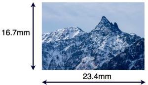 【登山】望遠レンズで何をどのくらいの範囲で撮影できるの?に対する疑問を解きます