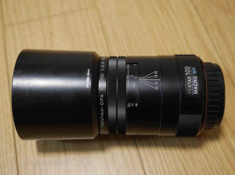 D FA100mm Macro F2.8