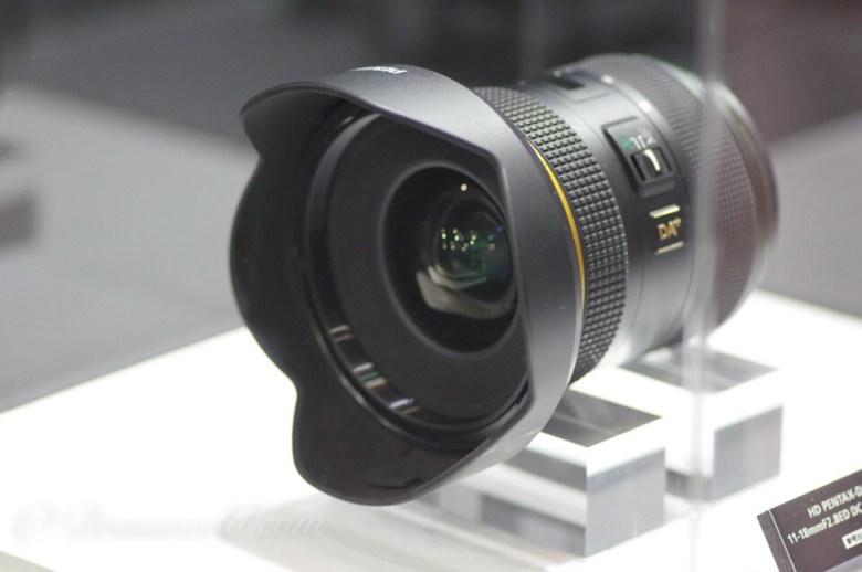 DA11-18mm モックアップ