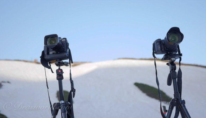 ズームレンズと単焦点レンズ