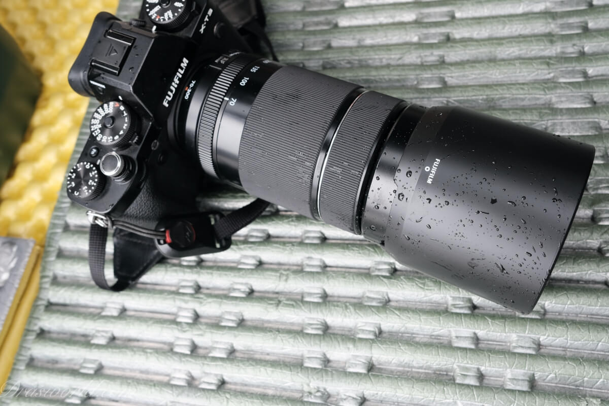 望遠ズームレンズ「XF70-300mmF4-5.6 R LM OIS WR 」一般人目線でのファーストインプレッション