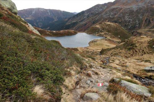 Wildalmsee Kitzbühler Alpen
