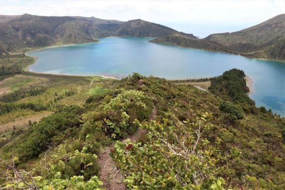 Wanderung zum Lago do Fogo (4)