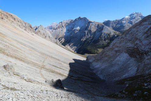 Auf dem Dolomitenhöhenweg Nr. 1