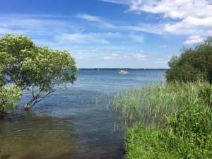 Badestelle Adebars Näs am Schweriner See