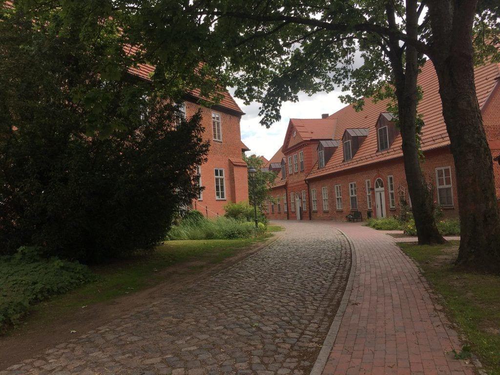 In der Klosteranlage Dobbertin (2)
