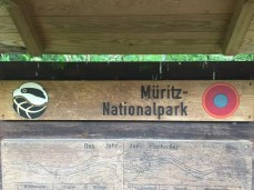 Logo des Müritz NP