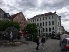Marktplatz in Waren Müritz