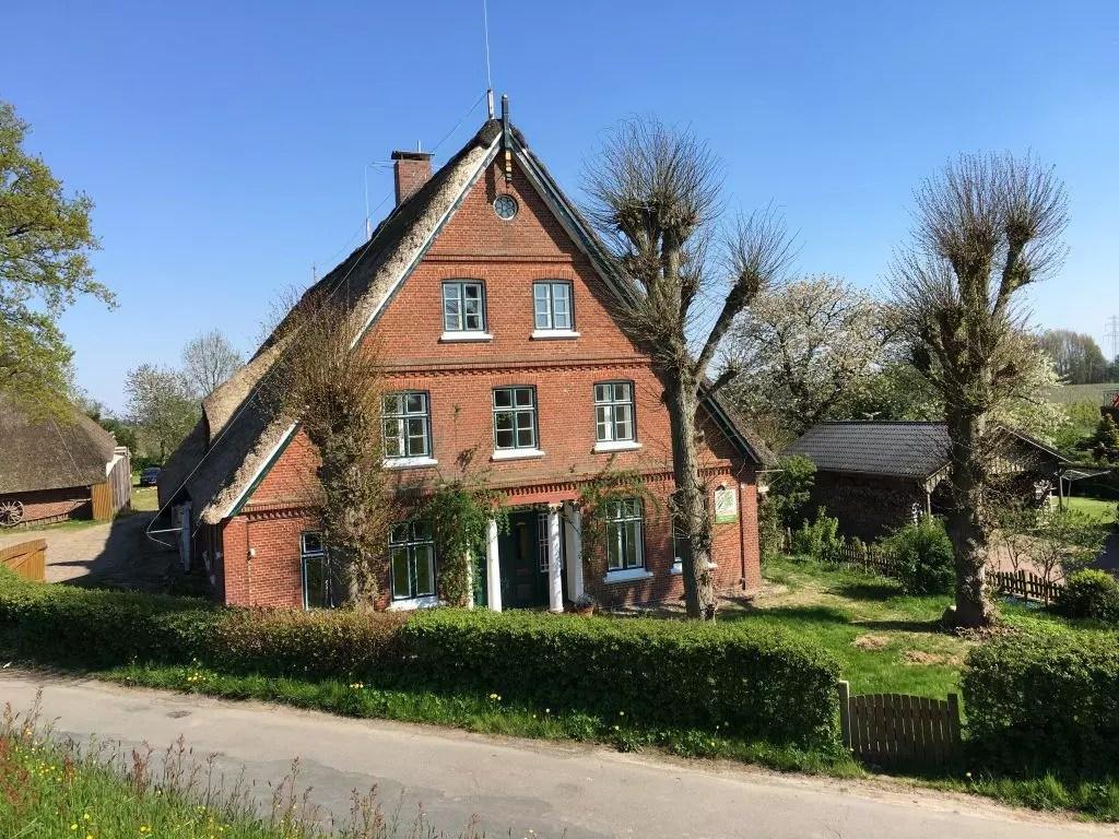 Bauernhaus im Alten Land