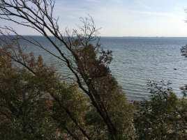 Blick auf die Wohlenberger Wiek in der Ostsee bei Boltenhagen