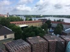 Blick ins Innere der Zitadelle Berlin-Spandau