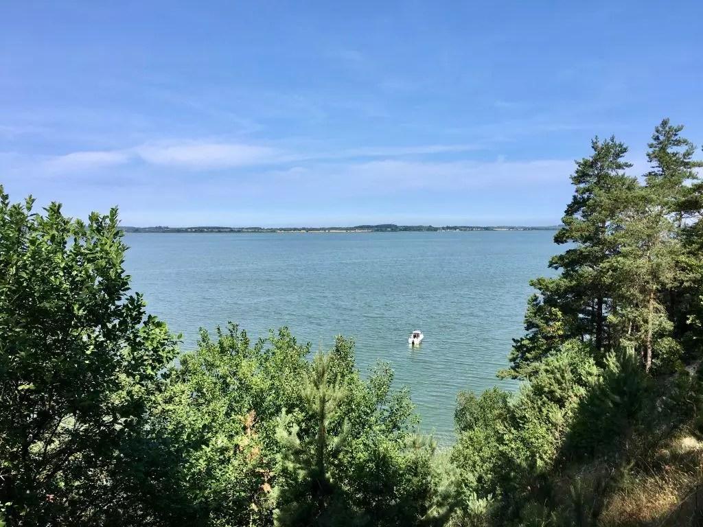 Wanderung auf Usedom: Von Krummin auf die Halbinsel Gnitz und zurück
