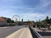 Blick zur Oranienburger Altstadt