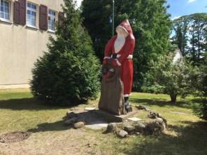 Der Weihnachtsmann in Himmelpfort