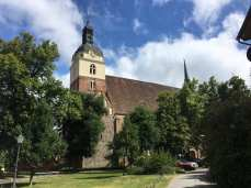 Die St.Gotthardt-Kirche in Brandenburg/Havel