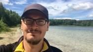 Ich am Großen Fürstenseeer See