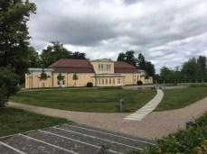 Im Schlossgarten in Neustrelitz
