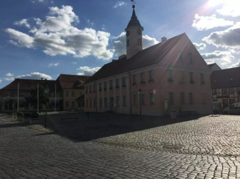 Rathaus in Zehdenick