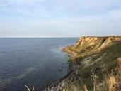 Steilküste der Ostsee bei Boltenhagen