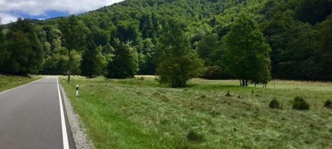Anspruchsvolle Fahrradtour im Harz: Von Bad Sachsa nach Osterode