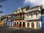Kolonialarchitektur in Cartagena