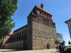 Der Dom in Havelberg an der Elbe