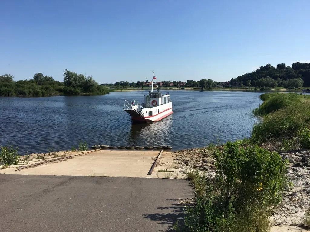 Elberadweg: Radtour von Lauenburg nach Hitzacker