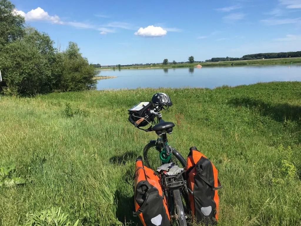 600 km Fahrradtour auf dem Elberadweg: Von Hamburg nach Dresden