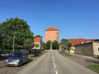 Kirche in Sandau