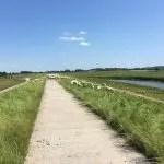 Wanderung oder Fahrradtour finden